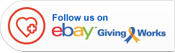 Follow us on eBay